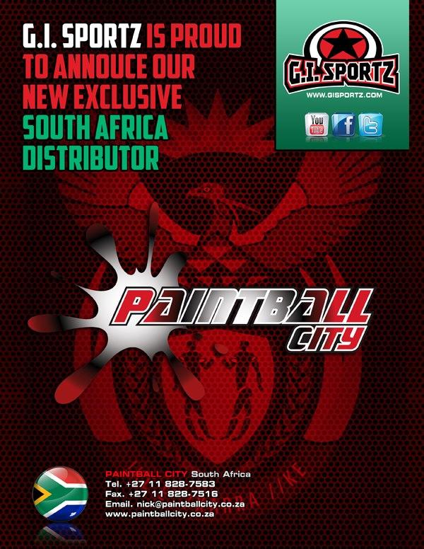 GI Sportz SA Distributor