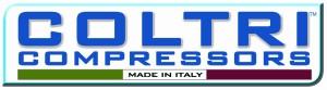 Coltri logo silver