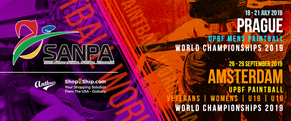 South African National Paintball Association (SANPA)
